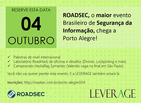 RoadSec Porto Alegre 2014