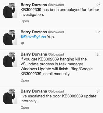 @Blowdart - Microsoft Security