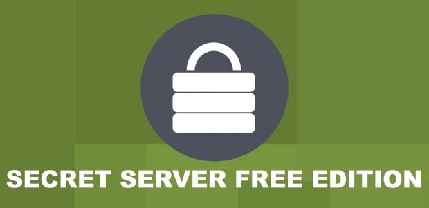 Secret Server Free Edition
