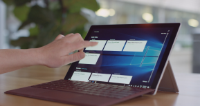 Windows 10 Surface Touch